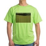 p0010. bubblez... Green T-Shirt