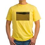 p0010. bubblez... Yellow T-Shirt