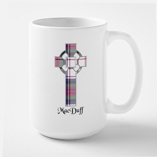 Cross-MacDuff dress Large Mug