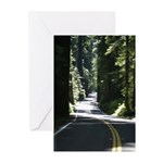 1275. is love simple..  Greeting Cards (Package of