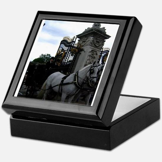 Buckingham Palace Keepsake Box