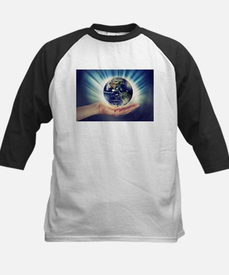 World in Our Hands Baseball Jersey