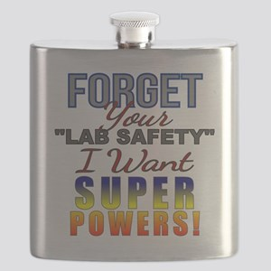 Forget Lab Safety Flask