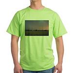 p1665. dusk praire utah.. Green T-Shirt