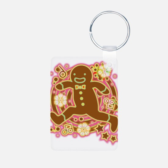 The_Gingerbread_Man Keychains