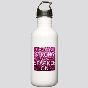 Stay Strong And Stainless Water Bottle 1.0l