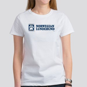 NORWEGIAN LUNDEHUND Womens T-Shirt
