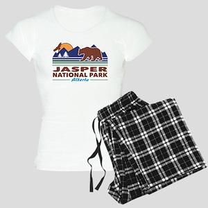 Jasper National Park Women's Light Pajamas