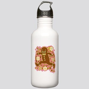 The_Gingerbread_Man Stainless Water Bottle 1.0L