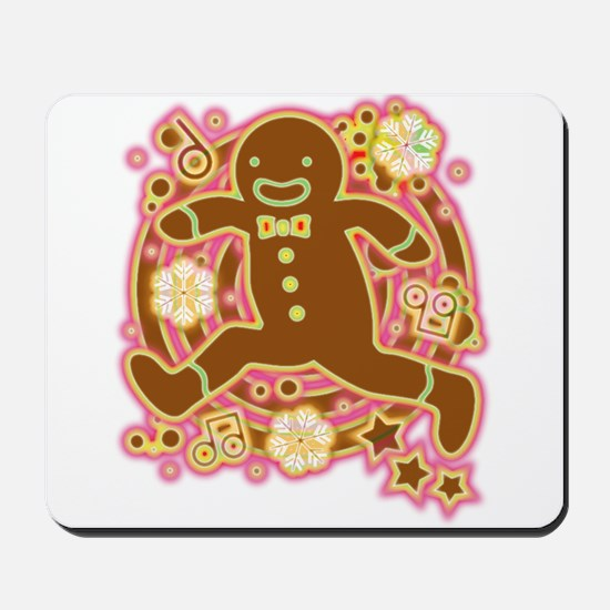 The_Gingerbread_Man Mousepad