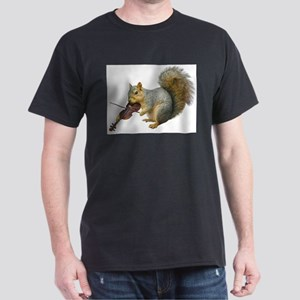 Squirrel Violin T-Shirt