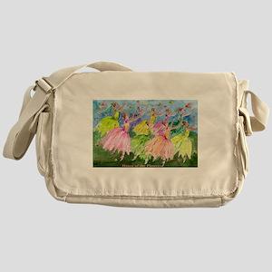 flowerdance1. Messenger Bag