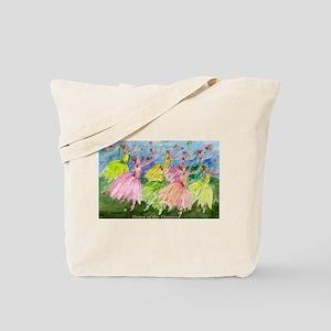 flowerdance1. Tote Bag