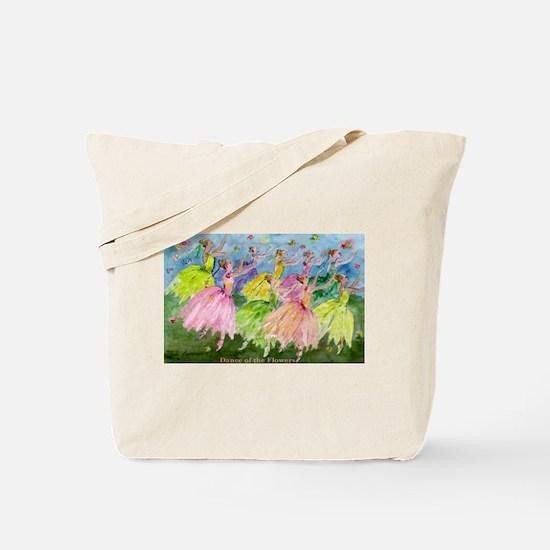 flowerdance1..jpg Tote Bag