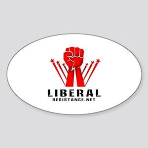 LR Logo Sticker