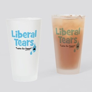 Liberal Tears Drinking Glass