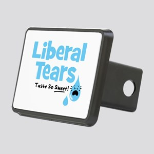 Liberal Tears Rectangular Hitch Cover