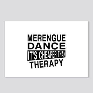 Merengue Dance It Is Chea Postcards (Package of 8)