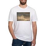 p0407. splash..? Fitted T-Shirt