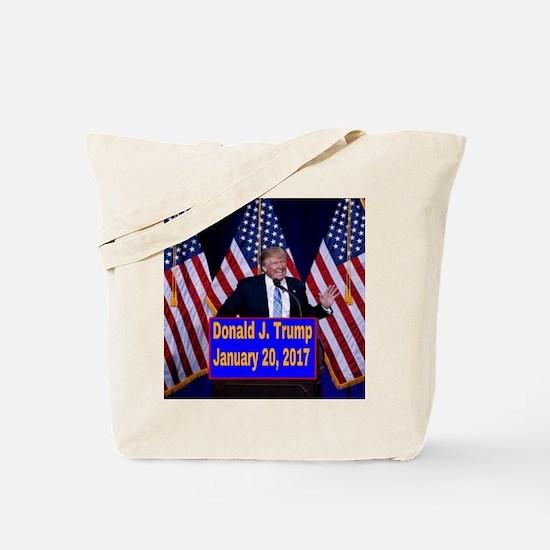 Cute J Tote Bag