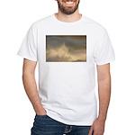 p0407. splash..? White T-Shirt