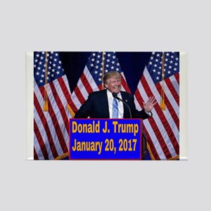 Trump Inauguration Magnets
