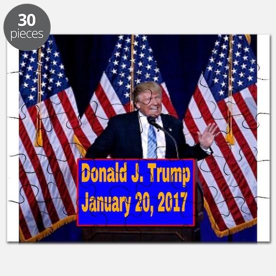 Trump Inauguration Puzzle