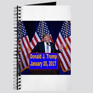 Trump Inauguration Journal