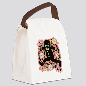 The_Gingerbread_Man Canvas Lunch Bag