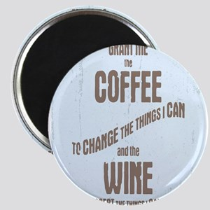 Serenity Wine II Magnets