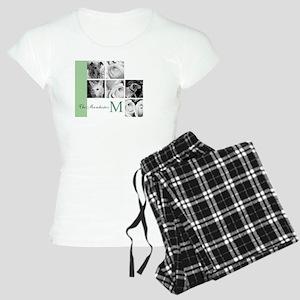 Monogram and Your Photos Here Pajamas