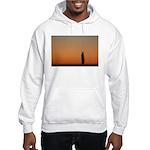 p0083. lone.. Hooded Sweatshirt