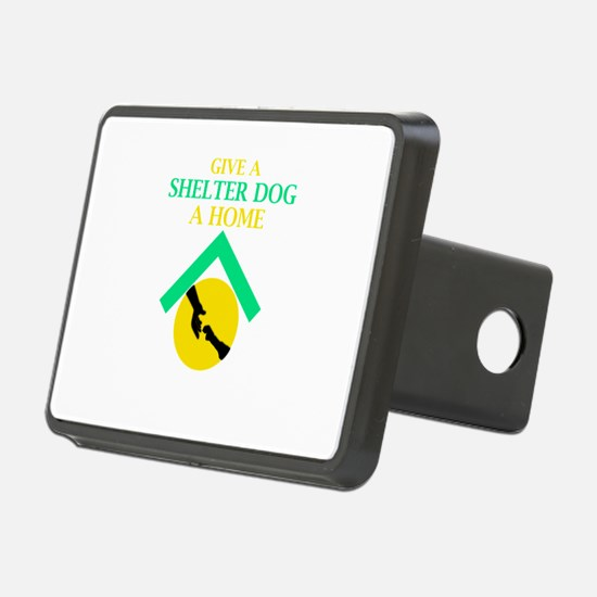 Give a shelter pet a lovin Hitch Cover