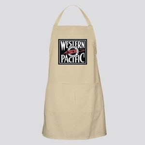 Western Pacific Railroad Feather Route 2 Apron