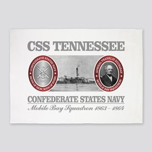 CSS Tennessee 5'x7'Area Rug