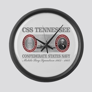 CSS Tennessee Large Wall Clock