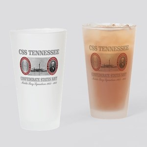 CSS Tennessee Drinking Glass