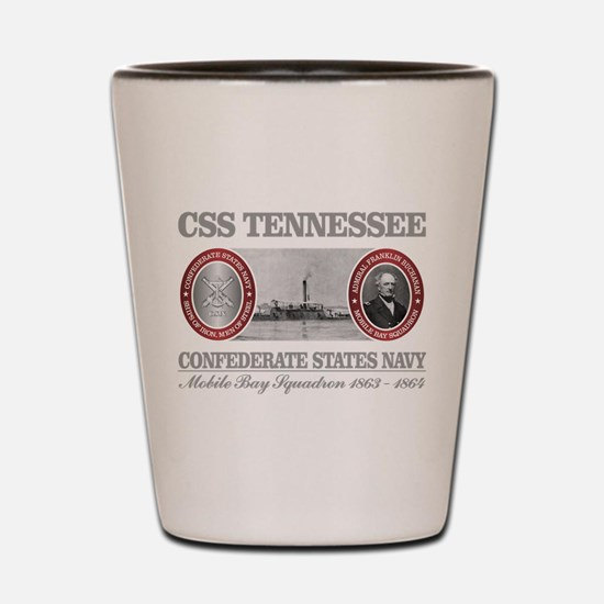 CSS Tennessee Shot Glass
