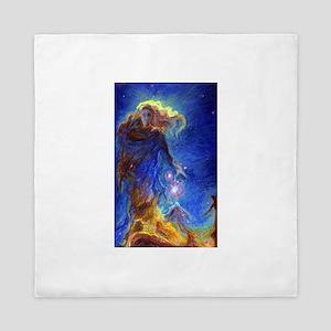 Lady Nebula Queen Duvet