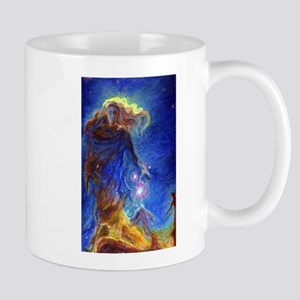 Lady Nebula Mugs