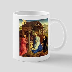 Birth of Christ Nativity by Weyden Mugs