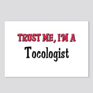 Trust Me I'm a Tocologist Postcards (Package of 8)