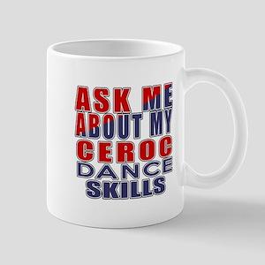 Ask Me About My Ceroc Dance Skills Mug