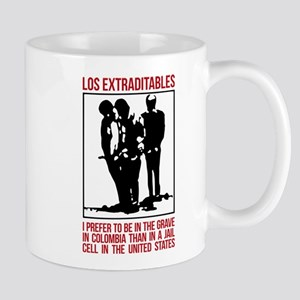 Los Extraditables Mugs