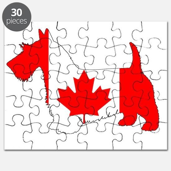 Cute Patriotic baby Puzzle