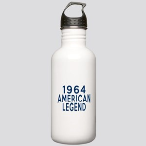 1964 American Legend B Stainless Water Bottle 1.0L