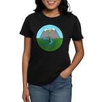 Manawaker Round Logo T-Shirt