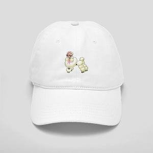 French Poodle Baseball Cap