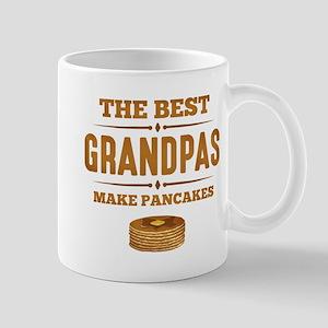 Best Grandpas Make Pancakes Mug