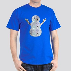 Winter Quilt Dark T-Shirt
